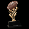 Football Tri Star Resin Tri-Star Resin Trophy Awards