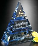 Accolade Pyramid Achievement Award Trophies