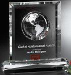Columbus Global Award Achievement Award Trophies
