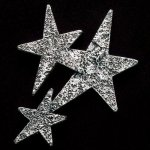 Star Cluster Pewter Accent Achievement Awards