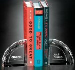 Bookends - Pair Boss Gift Awards