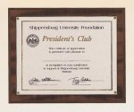Photo or Certificate Plaque. Employee Awards
