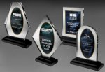 Marbleized Acrylic Awards Employee Awards