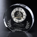 Burke Clock Employee Awards