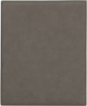 Gray Leatherette Plaque Employee Awards