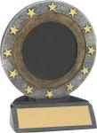 Blank -  All-star Resin Trophy Golf Awards