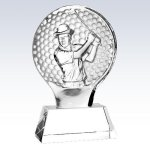 Male Golfer Champion  Award Golf Awards
