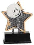 Golf LittlePal Resin Trophy Golf Awards