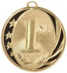 1st Place MidNite Star Medal Golf Awards