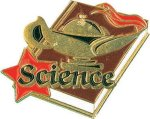 Science Pin Lapel Pins