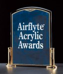 Marble Design Series Acrylic Award Patriotic Awards