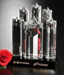 Prominence Crystal Award Patriotic Awards