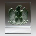 Majestic Eagle (Pewter) Patriotic Awards