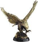 Eagle In-Flight On Base Patriotic Awards