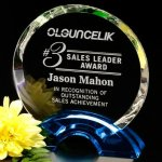 Greenbrier Indigo Circle Sales Awards