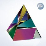 Pyramid-Color Coated Sales Awards