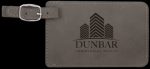 Gray Leatherette Luggage Tag Sales Awards