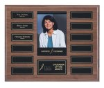 Recognition Pocket Perpetual Photo Plaque Sales Awards