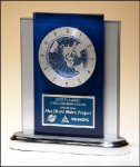 World Time Clock Secretary Gift Awards