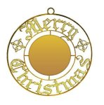 Holiday Ornament - Merry Christmas Secretary Gift Awards
